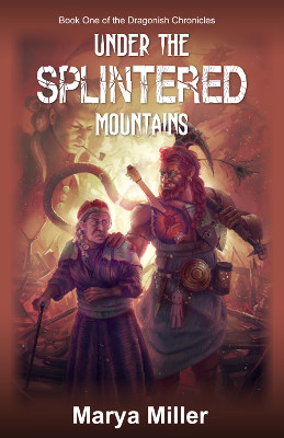 Under the Splintered Mountains cover